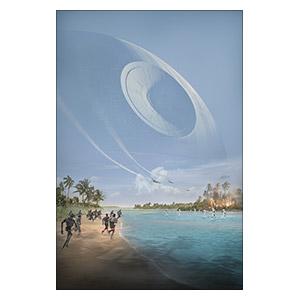 Star Wars. Размер: 40 х 60 см